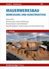 Mauerwerksbau - Bemessung und Konstruktion
