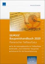 SIRADOS. Baupreishandbuch Tiefbau & GaLa 2020