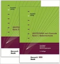 Geotechnik nach Eurocode - Band 1 + 2