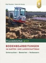Bodenbearbeitungen im Landschaftsbau.