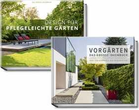 Optimales Design für pflegeleichte Gärten & Vorgärten.