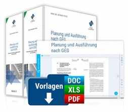 Planung und Ausführung nach GEG. Premium-Ausgabe.