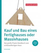 Kauf und Bau eines Fertighauses oder Massivhauses.