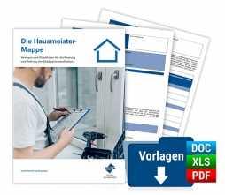 Die Hausmeister-Mappe. Premium-Ausgabe.