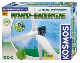 Wind-Energie. An Modellen verstehen