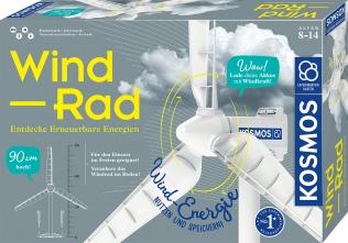 Wind-Rad. Entdecke erneuerbare Energien