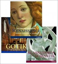 Meisterwerke europäischer Stilepochen: Gotik, Renaissance, Klassizismus & Romantik.