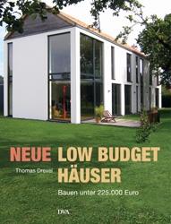 neue low budget h user bauen unter euro medienservice architektur und bauwesen. Black Bedroom Furniture Sets. Home Design Ideas