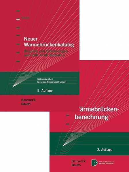 Neuer Wärmebrückenkatalog + Wärmebrückenberechnung