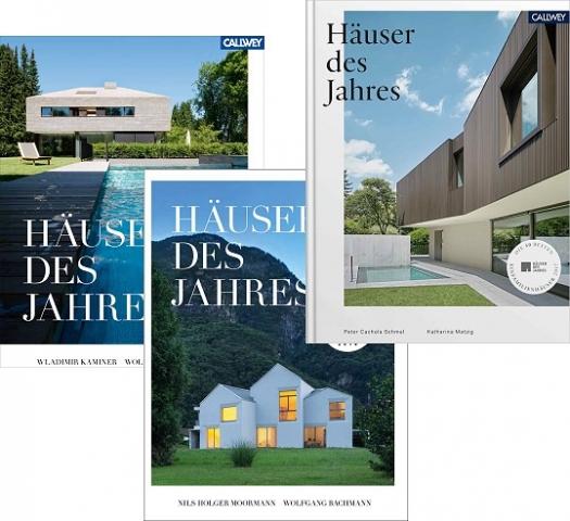 Häuser des Jahres 2015 - 2017.