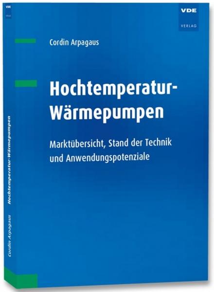 Hochtemperatur-Wärmepumpen.