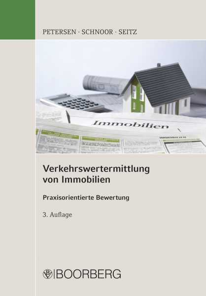 Verkehrswertermittlung von Immobilien.