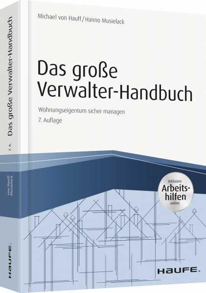 Das große Verwalter-Handbuch.