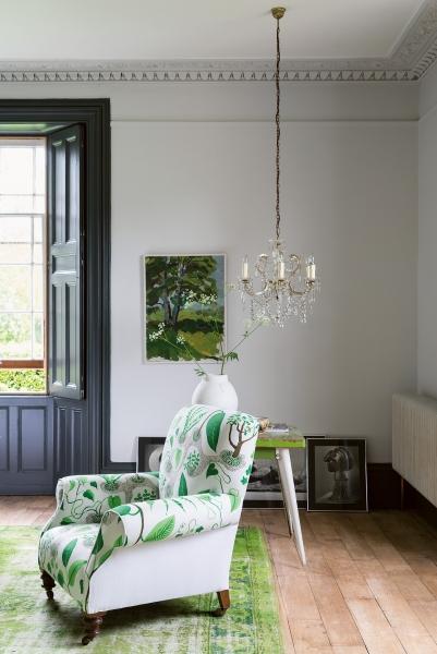 stilvoll wohnen mit farbe medienservice architektur und bauwesen. Black Bedroom Furniture Sets. Home Design Ideas