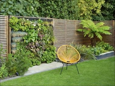 Sichtschutz Und Raumteiler Im Garten Medienservice Architektur