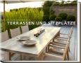 Terrassen und Sitzplätze.
