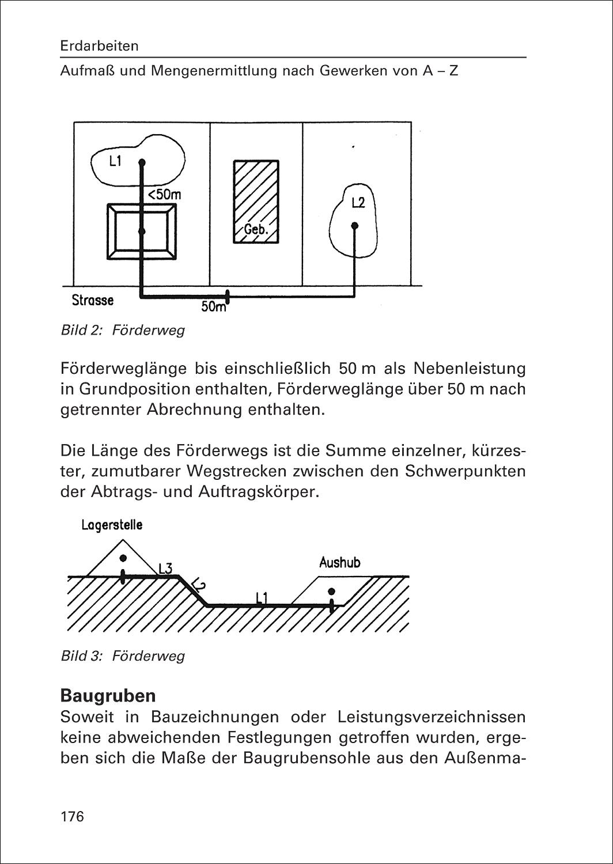 baustellenhandbuch f r aufma und mengenermittlung medienservice architektur und bauwesen. Black Bedroom Furniture Sets. Home Design Ideas