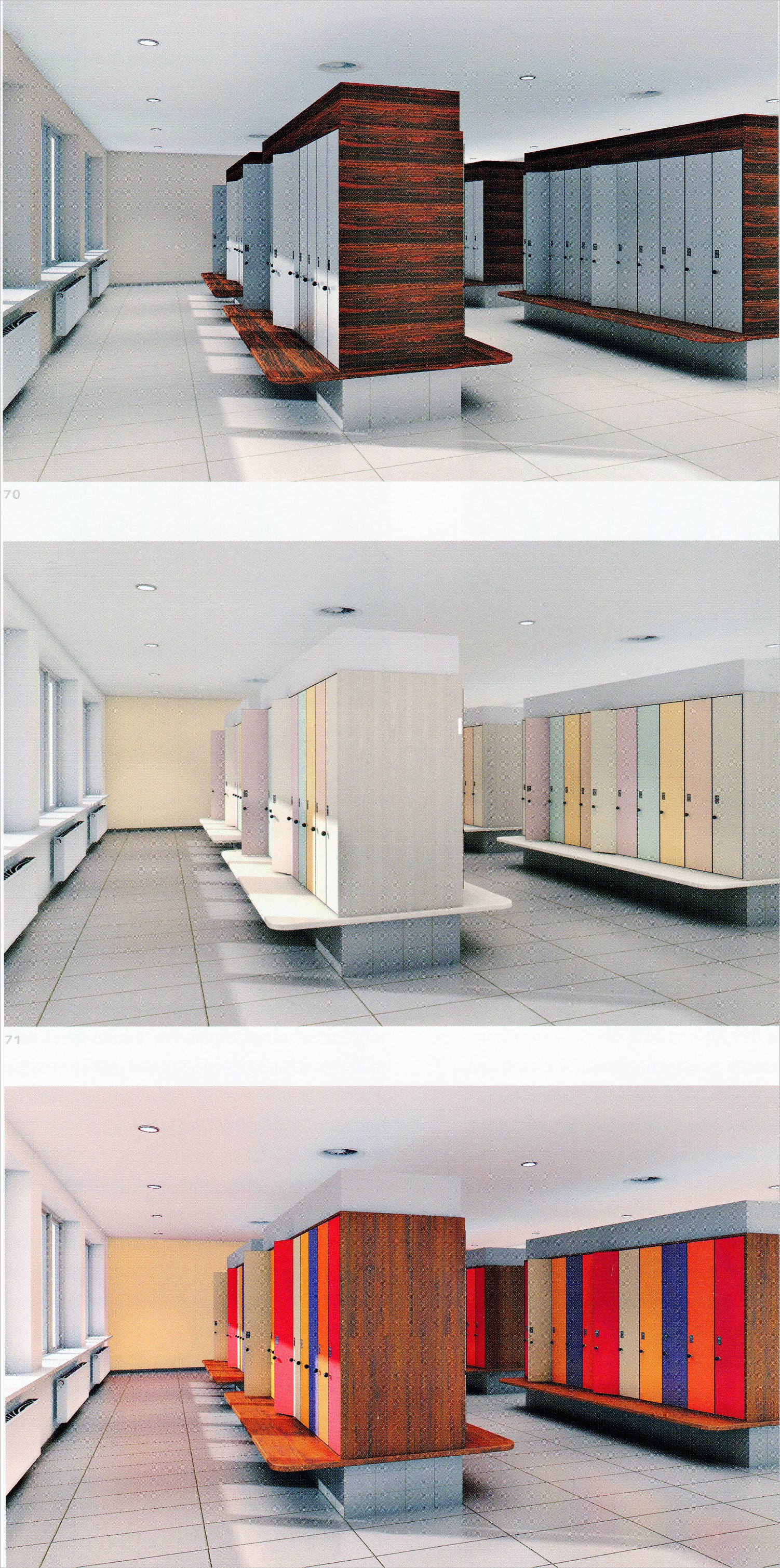 Farbgestaltung innenraum medienservice architektur und for Innenraum planen