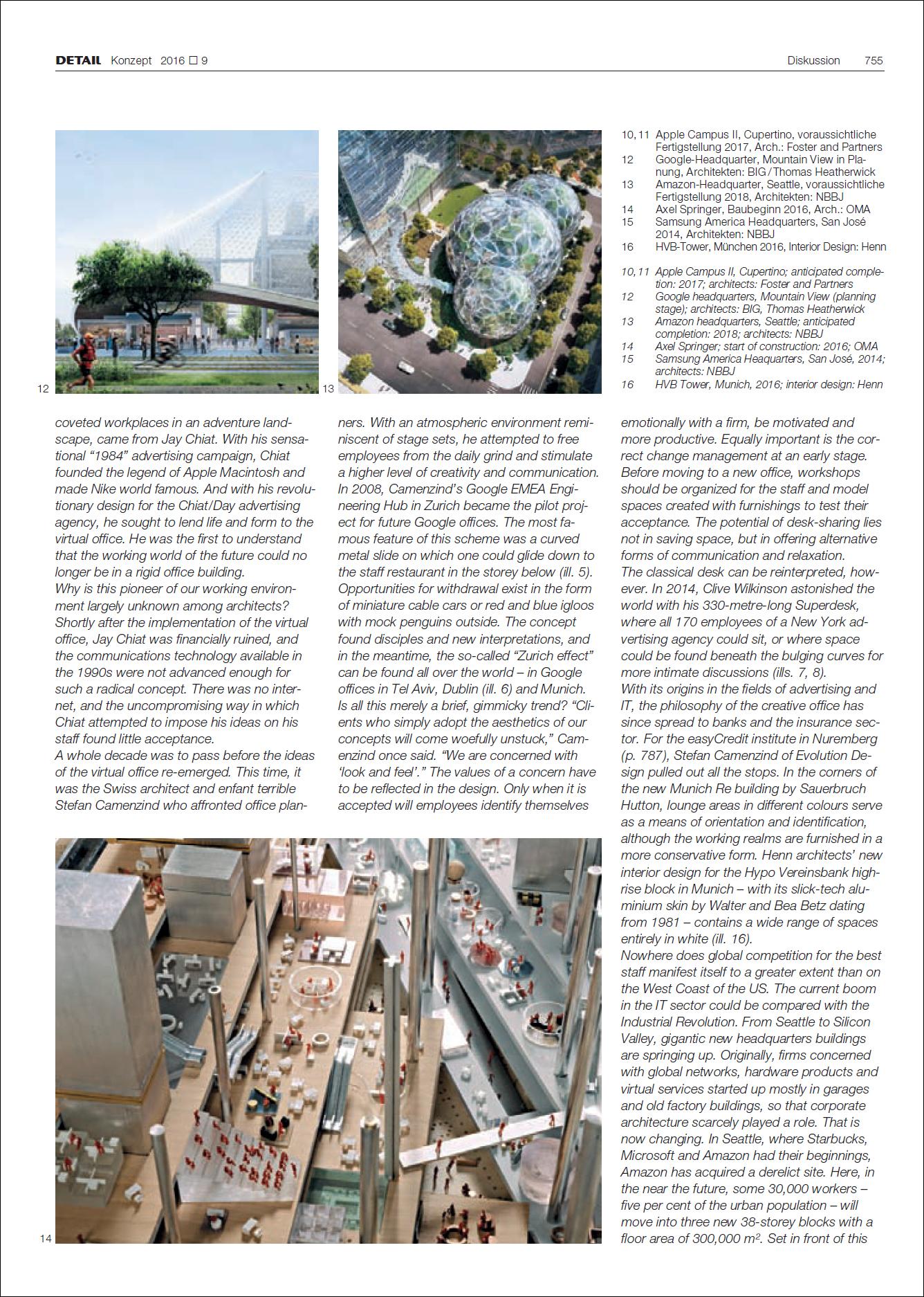 Detail jahres abo medienservice architektur und bauwesen for Architektur zeitschriften