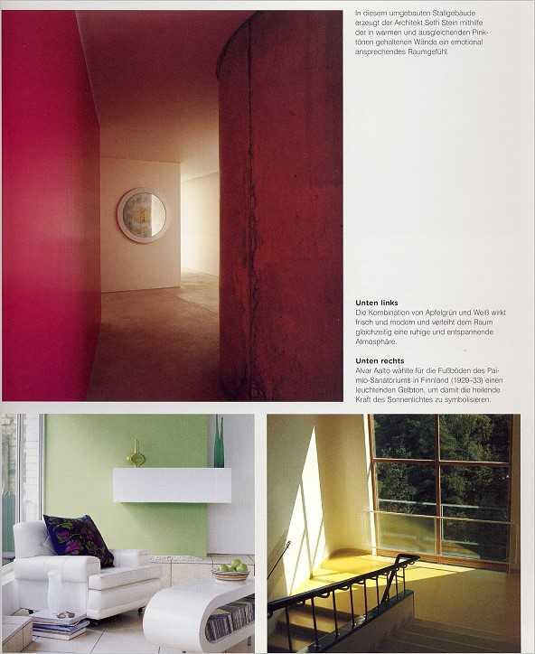 Interior design medienservice architektur und bauwesen for Quereinsteiger raumgestaltung