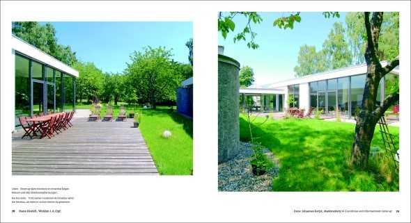modernes wohnen auf dem land medienservice architektur und bauwesen. Black Bedroom Furniture Sets. Home Design Ideas
