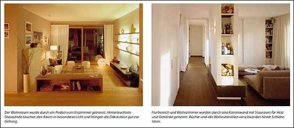 innenräume | medienservice architektur und bauwesen - Farbgestaltung Innenrume Beispiele