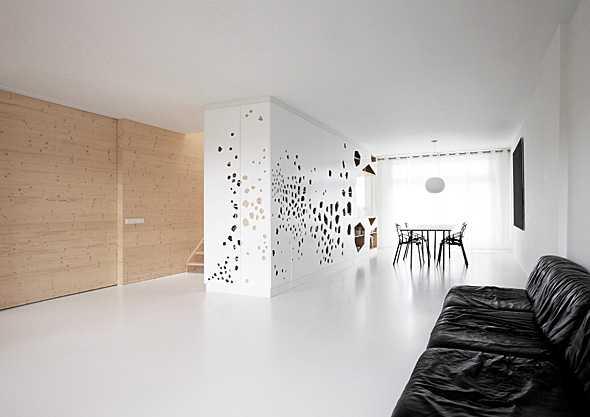 Minimalistisches Innendesign Modernes Wohnzimmer Pictures to pin on ...