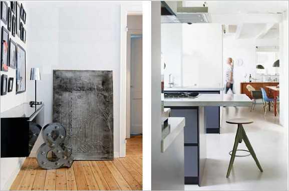 wohnen mit beton medienservice architektur und bauwesen. Black Bedroom Furniture Sets. Home Design Ideas
