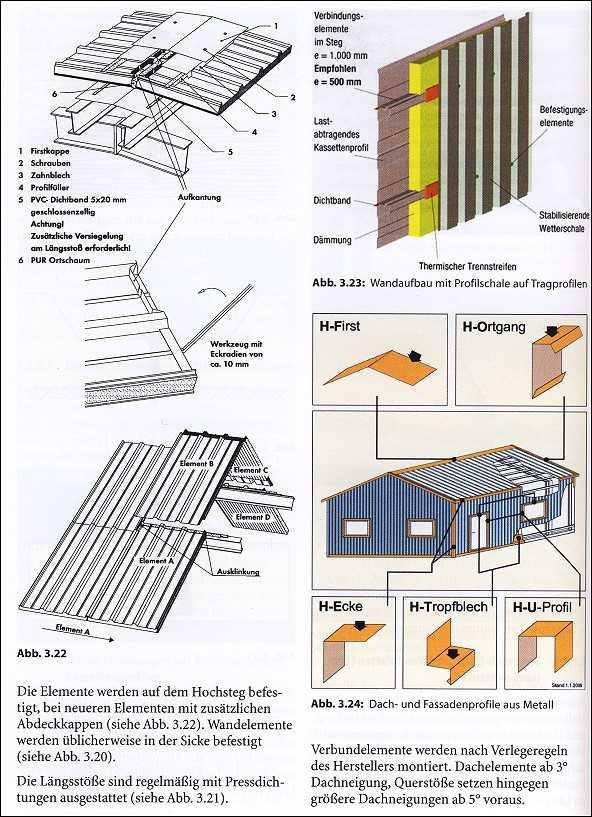 baustoffe f252r dach und wand medienservice architektur