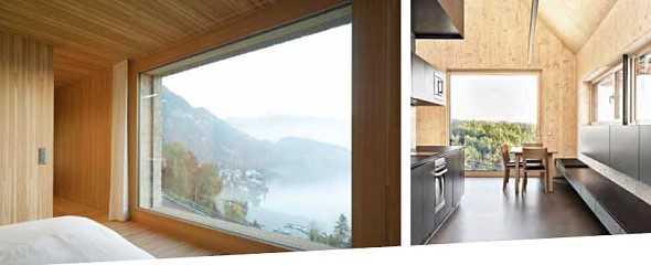 die besten einfamilienh user aus holz neue projekte medienservice architektur und bauwesen. Black Bedroom Furniture Sets. Home Design Ideas