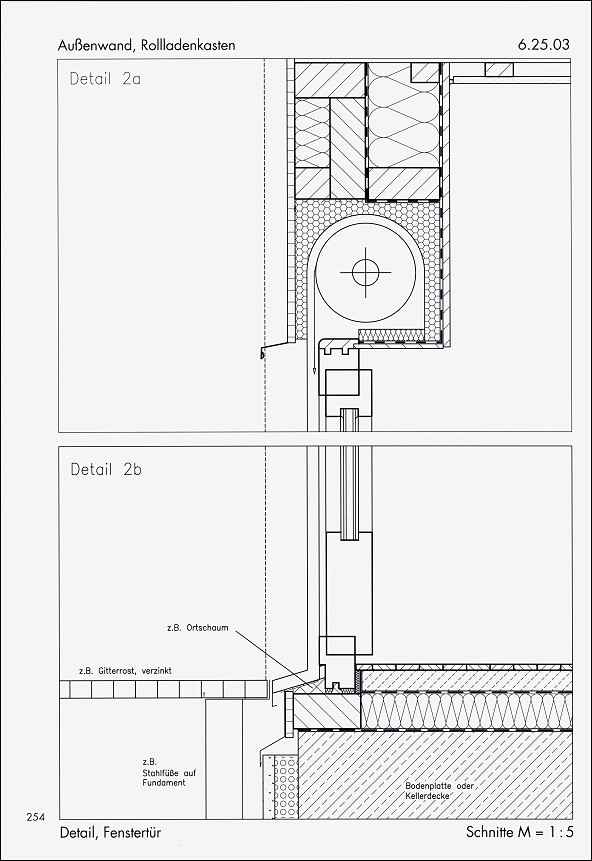 Holzrahmenbau details pdf  Holzrahmenbau Doppel-Pack | medienservice architektur und bauwesen