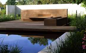 sichtschutz und gartendesign. | medienservice architektur und bauwesen, Garten Ideen