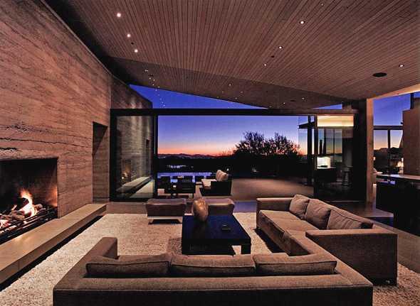 wohnzimmer planen tipps:Architekturfachbuch Architektur und Materialien