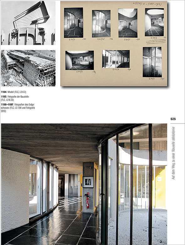 le corbusier medienservice architektur und bauwesen. Black Bedroom Furniture Sets. Home Design Ideas