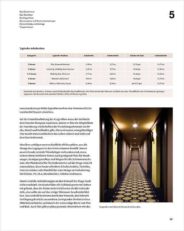 Architekturbuch hotelbauten for Hotelplaner architekten