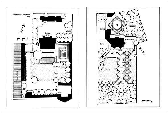 die gärten des bauhauses | medienservice architektur und bauwesen, Gartenarbeit ideen