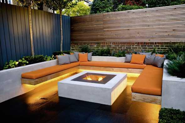 moderne garten lounge möbel ~ speyeder = verschiedene ideen, Gartenarbeit ideen
