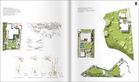 Grundriss Zeichnen Grundlagen : Zeichenlehre für Landschaftsarchitekten  medienservice architektur