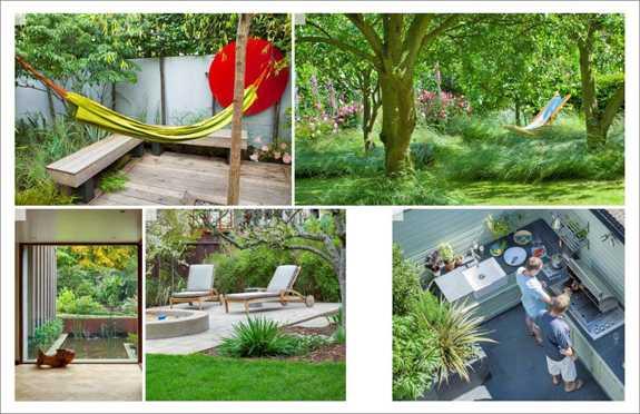 das große buch der gartengestaltung | medienservice architektur, Garten ideen