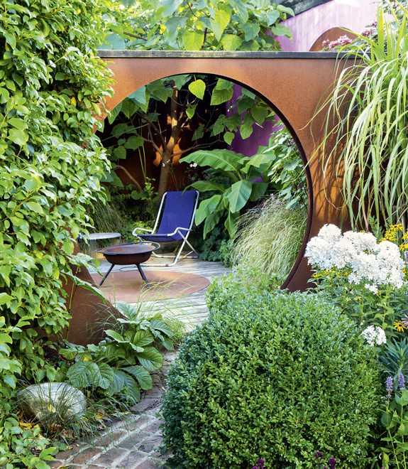 gartenarchitektur kleine garten – vivaverde.co, Garten Ideen