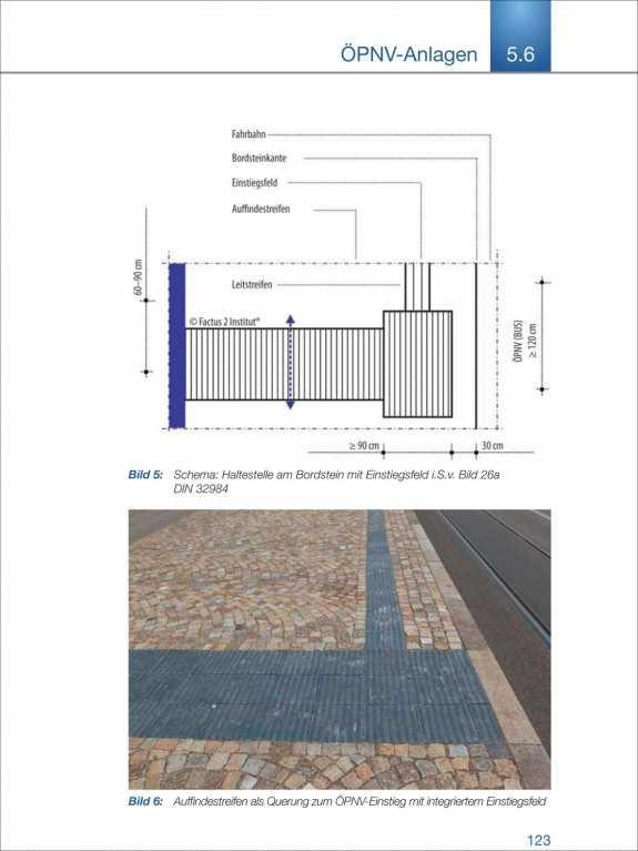 barrierefreies bauen im ffentlichen raum die neue din 18040 3 medienservice architektur und. Black Bedroom Furniture Sets. Home Design Ideas
