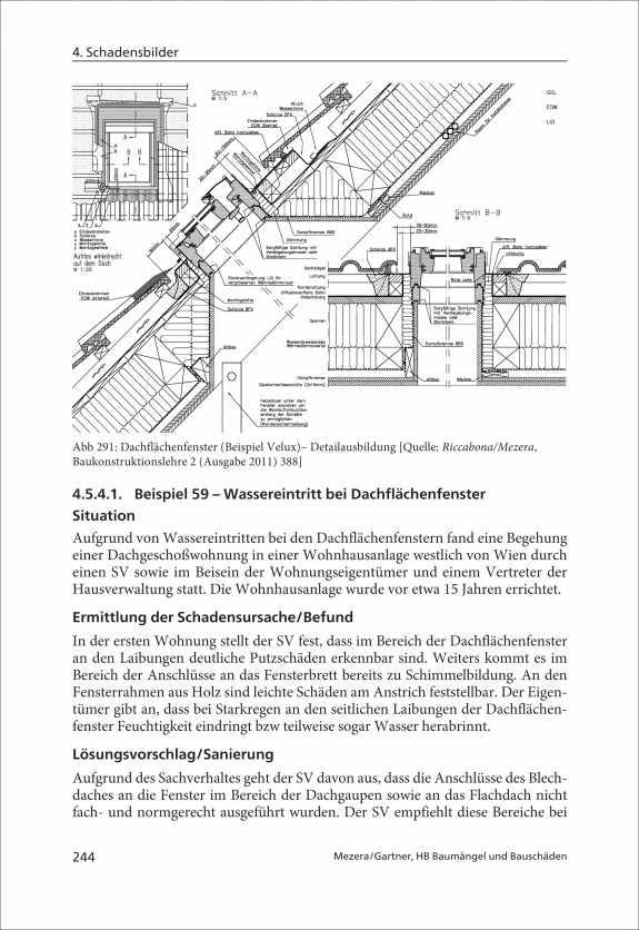 Handbuch Baumängel & Bauschäden - für Österreich.   medienservice ...