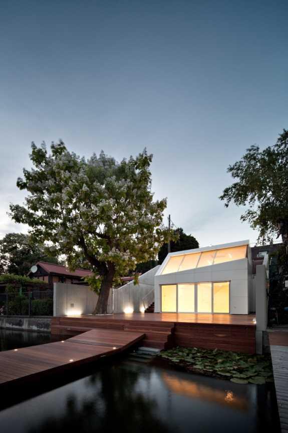Kleine Häuser Unter 100 Quadratmeter Medienservice Architektur Und