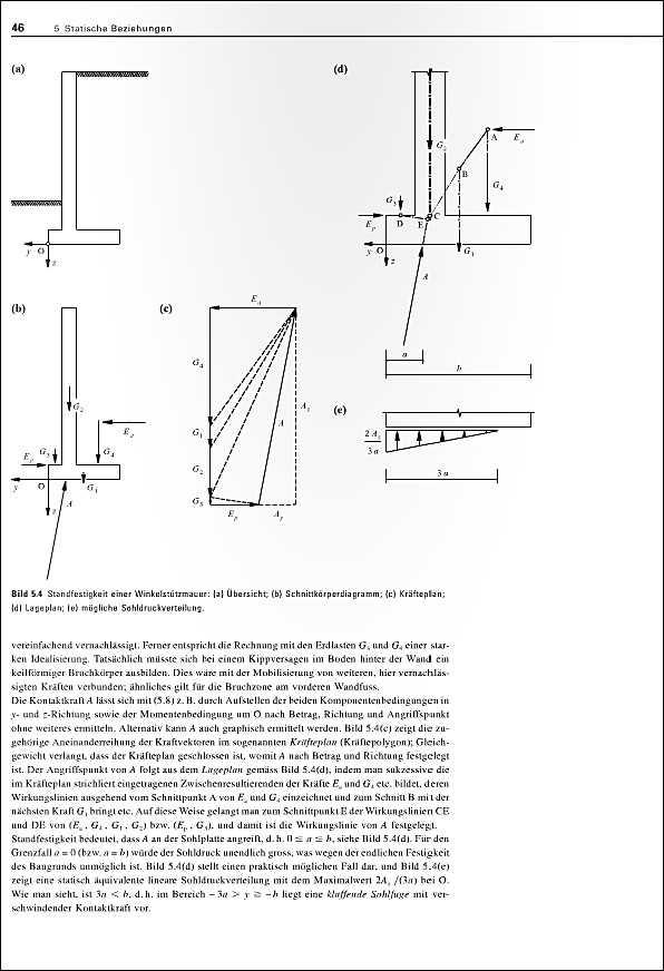 Baustatik medienservice architektur und bauwesen for Baustatik grundlagen