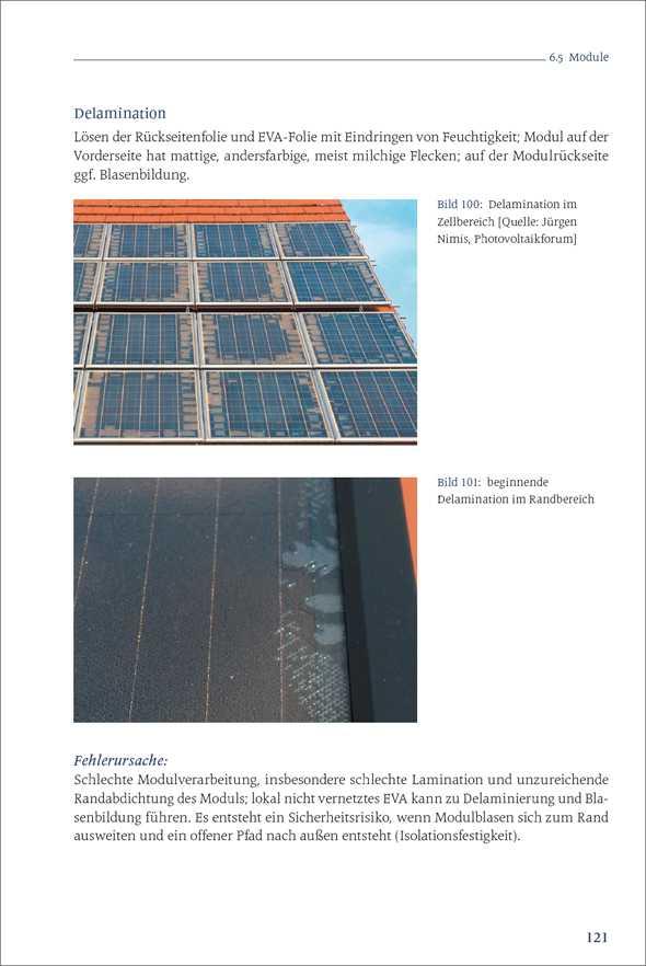 inspektion pr fung und instandhaltung von photovoltaikanlagen medienservice architektur und. Black Bedroom Furniture Sets. Home Design Ideas