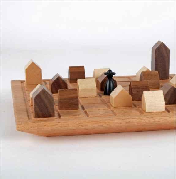 lass die kirche im dorf strategie spiel medienservice architektur und bauwesen. Black Bedroom Furniture Sets. Home Design Ideas